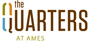 Quarters Ames logo
