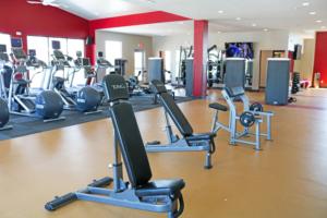 Quarters Ames 24-hour Fitness Center